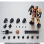MSV Mobile Suit Variations - MS-06D Zaku Desert Type - Robot Damashii R-SP - Robot Damashii (Limited Pre-order) thumbnail 8