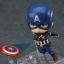 Nendoroid - The Avengers Age of Ultron: Captain America Hero's Edition(Pre-order) thumbnail 5