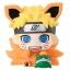 Petit Chara Land Maneki-Neko NARUTO Shippuden Maneki Kyubi Dattebayo! Set of 2 Mascot Figures(Pre-order) thumbnail 4