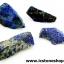 ลาพิส ลาซูลี่ Lapis Lazuli ก้อนธรรมชาติ 8 ชิ้น (104g) thumbnail 3