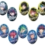 B-PROJECT - Brooch-style Trading Can Badge 10Pack BOX(Pre-order) thumbnail 1
