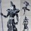 Vulcanlog 010 Yu-Gi-Oh! Revo - Dark Magician(Pre-order) thumbnail 1