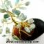 ▽ต้นไม้มงคล หินอพาไทต์ (Apatite) ใช้เสริมฮวงจุ้ย โต๊ะทำงาน (693g) thumbnail 6