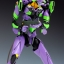 Evangelion: 2.0 You Can - 1/400 General-Purpose Humanoid Battle Weapon EVANGELION Test Type 01 Plastic Model(Pre-order) thumbnail 9