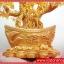 ▽ต้มไม้มงคลซิทริน Citrine เหรียญจีนทอง (size L) thumbnail 9