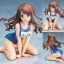 THE IDOLM@STER Cinderella Girls - Uzuki Shimamura Swimsuit Ver. 1/12 Pre-painted Assembly Figure(Pre-order) thumbnail 1