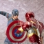 ARTFX+ - Captain America Civil War: Captain America Civil War 1/10 Easy Assembly Kit(Pre-order) thumbnail 15