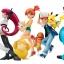 G.E.M. Series - Pokemon: Ash & Pikachu & Charmander Complete Figure(Pre-order) thumbnail 9