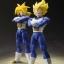 """S.H. Figuarts - Super Saiyan Vegeta """"Dragon Ball Z""""(Pre-order) thumbnail 7"""