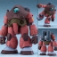 Fang of the Sun Dougram - COMBAT ARMORS MAX 12 1/72: Soltic H404S Mackerel Plastic Model(Pre-order) thumbnail 1