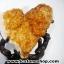 กลุ่มซิทรินรูปหัวใจขนาดใหญ่ Citrine Cluster (10.1 Kg) thumbnail 4