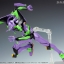 Evangelion: 2.0 You Can (Not) Advance 1/400 General-Purpose Humanoid Battle Weapon Android EVA-01 Test Type Plastic Model(Released) thumbnail 16