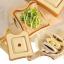 อุปกรณ์ทำแซนวิชปิดขอบ รูปสี่เหลี่ยม อุปกรณ์แบบกล่องรูปขนมปัง thumbnail 1