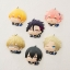 "Tama Colle PuniPuni Hoppe Mascot - ""Tsukiuta. THE ANIMATION"" Six Gravity 6Pack BOX(Pre-order) thumbnail 1"