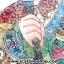 [โปรโมชั่น] ภาพเทพเจ้ากวนอูทำจากพลอยและหิน (ขนาดรวมกรอบ 62x75 นิ้ว.) thumbnail 8