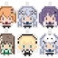 256tan Is the order a rabbit?? - Dot Trading Rubber Strap 6Pack BOX(Pre-order) thumbnail 1
