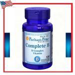 Vitamin B Complex 100 Taplets Puritan's Pride