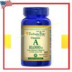 Vitamin A 10,000 IU - 100 Softgels