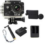 Sj5000 WiFi (Black)+(Battery+Dual charger+Protective Lans+TMC Gold)