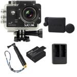Sj5000 WiFi (Black)+(Battery+Dual charger+Protective Lans+TMC Gold)
