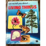 Let me tell you about...LIVING THINGS