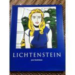 LICHTENSTEIN ภาษาอังกฤษ (ปกแข็งมีใบหุ้มปก)/ Janis Hendrickson