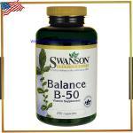 Swanson Premium Balance B-50 250 Capsules