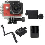 X1000 (Red) +(Extra Battery+DualCharger+3 Way+ProtectiveLens) สำเนา สำเนา