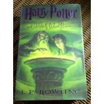 Harry Potter and the Half-Blood Prince (ปกแข็งมีใบหุ้มปก)