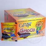 Cal-ups CHOCO แคล-อัพส์ ช๊อคโก้ 1กล่อง