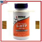 5-HTP with Glycine, Taurine & Inositol 200 mg 60 Vcaps.Now Foods