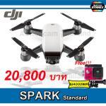 DJI SPARK(White) Free SJCAM SJ4000 WiFi (Pink)