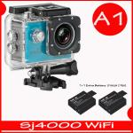 SJ4000 Wi-Fi (Blue)+Battery