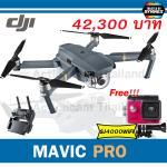DJI MAVIC PRO Free SJCAM SJ4000 WiFi (Pink)