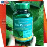 Saw palmetto Extract 320mg120 softgels