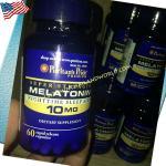 Melatonin 10 mg.60 capsuls puritan'spride