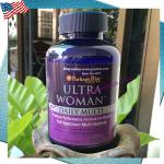 Ultra Woman™ Daily Multi Timed Release 180 Caplets ( Puritan 's pride )