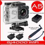 SJ4000 Wi-Fi (White)+Battery+Dual Charger+TMC Selfie