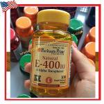 Vitamin E-400 IU 100softgels Puritan