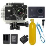 Sj5000 WiFi (Black) +Battery+Dual Charger+Bobber Floatting