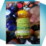 Astaxantin 5mg.30softgels