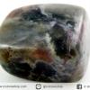 อาเกต (Agate) หินขัดมันขนาดพกพา (44g)