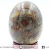 แจสเปอร์ไม้ไผ่ Bamboo Jasper ทรงไข่ (97g)
