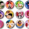 Papuwa - Trading Can Badge 12Pack BOX(Pre-order)