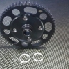 STEEL #45 MAIN GEAR (58T) - 1PC SET