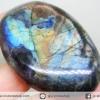 ลาบราดอไลท์ Labradorite ขัดมัน (163G)