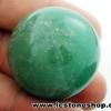 ▽กรีนอะเวนจูรีน (Green Aventurine) ทรงบอล หินทรงกลม 3.1 cm