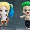 (Pre-order)โปรโมชั่นแพ็คคู่Nendoroid Harley Quinn Suicide Edition & Nendoroid Joker: Suicide Edition