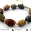 สร้อยข้อมือ อาเกตทะเลทรายโกบี เกรด A (Gobi Agate) 31g
