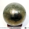 ํ▽ไพไรต์ (Pyrite) ทรงบอล หินทรงกลม เกรด A (4.7 cm, 262g.)